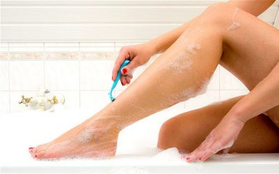 I shaved my legs and it changed my life